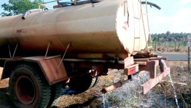 Photo of Chapada: Inscrições para serviço de distribuição de água de carro-pipa são realizadas em Itaetê