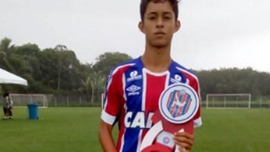 Photo of Chapada: Jovem itaberabense, jogador do Bahia, se destaca em competição conquistada pelo clube