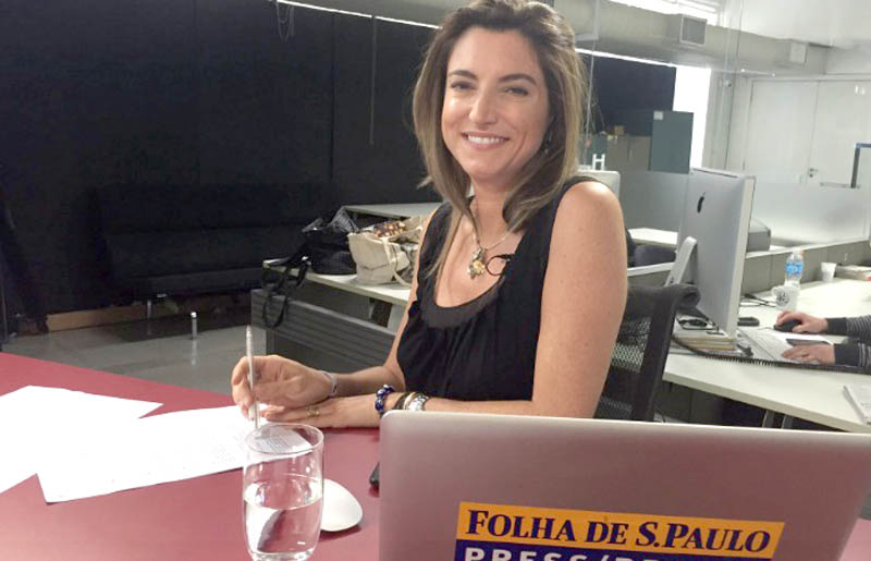 #Eleições2018: Jornalista que denunciou esquema de Caixa 2 de Bolsonaro é alvo de ataques