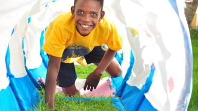 Photo of #Bahia: Brincadeiras e muita diversão marcam a Semana da Criança na LBV