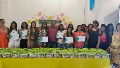 Photo of Chapada: Prefeitura de Lençóis entrega certificados de cursos de qualificação