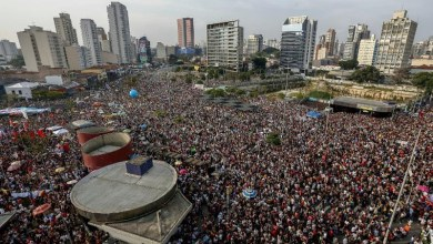 Photo of #Brasil: Diversas cidades brasileiras realizam atos contra candidato Jair Bolsonaro