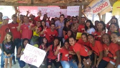 Photo of Marcelinho reúne lideranças em Itaetê e Água Fria e pede mais investimentos para os municípios