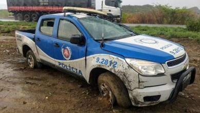 Photo of #Bahia: Policiais militares ficam feridos após acidente de carro na BR-242 em Ibotirama