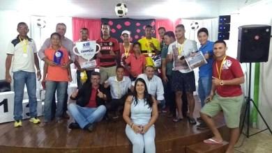 Photo of Chapada: Prefeita de Nova Redenção participa de entrega de premiações de Campeonato Municipal de Futebol
