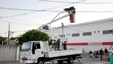 Photo of Chapada: Vias públicas em Itaberaba passam por instalação de sinalização de trânsito