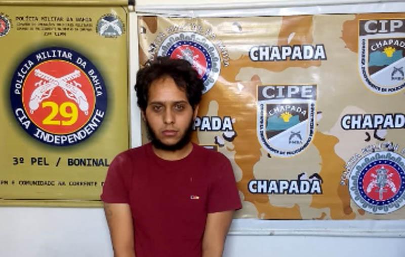Chapada: Ação policial conjunta encontra cigano foragido da justiça em Boninal