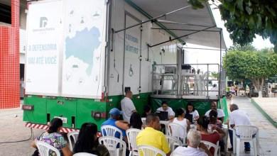 Photo of Chapada: Unidade Móvel da Defensoria registra 585 atendimentos durante visitas aos municípios da região
