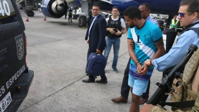 Photo of #Bahia: Polícia Civil desembarca em Salvador com assassino de servidor público