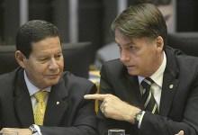 """Photo of #Polêmica: Após rusga com Mourão, Bolsonaro questiona """"pressa"""" por vacina e diz que pandemia """"está acabando"""""""