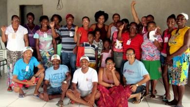 Photo of #Bahia: Município de Caém recebe oficina sobre sensibilização quilombola