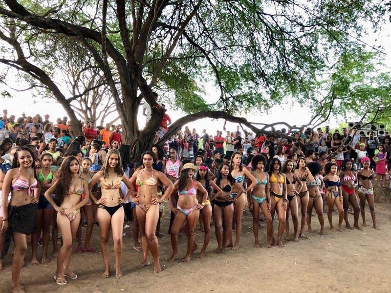 Chapada: Miss Paraguaçu é eleita, dentre 15 concorrentes, em concurso no município de Itaetê