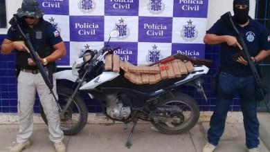 Photo of Chapada: Drogas, armas e munições são localizadas pela polícia no município de Seabra