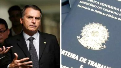 Photo of Bolsonaro confirma que Ministério do Trabalho vai acabar; órgão será absorvido por outra pasta