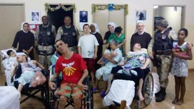 Photo of Chapada: Policiais da Cipe doam brinquedos e roupas durante 'Natal Solidário' em Ruy Barbosa