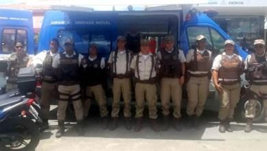 Photo of Chapada: Polícia Militar inicia operação 'Natal Seguro' no centro comercial de Itaberaba