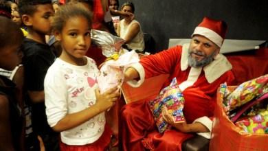 Photo of Chapada: Culminância de atividades do Cras em Itaberaba teve Papai Noel e distribuição de presentes