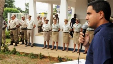 Photo of Chapada: Prefeito de Itaberaba recebe título de 'Amigo da Rondesp' pela Polícia Militar