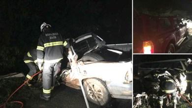 Photo of Chapada: Acidente na região de Oliveira dos Brejinhos deixa um morto e três feridos