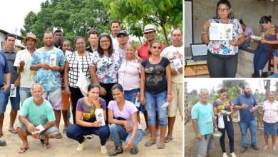 Photo of Chapada: Comunidades do município de Jacobina participam de oficina sobre criação de galinha caipira
