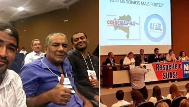 Photo of Chapada: Prefeito de Lençóis participa de encontro da UPB sobre questões tributárias