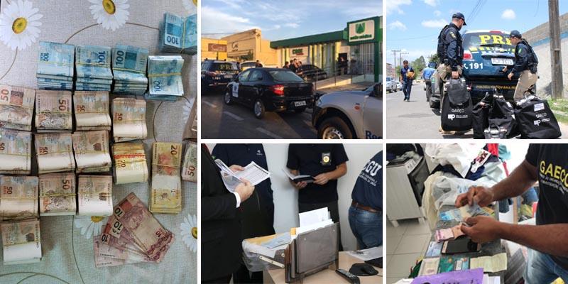 Organização criminosa responsável por desviar milhões de reais da Saúde é desarticulada em Feira de Santana