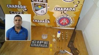 Photo of Chapada: Homicida foragido da justiça é localizado e preso pela Cipe em Brotas de Macaúbas