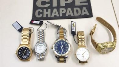 Photo of Chapada: Nova ação policial conjunta recupera mais objetos roubados em joalheria de Ruy Barbosa