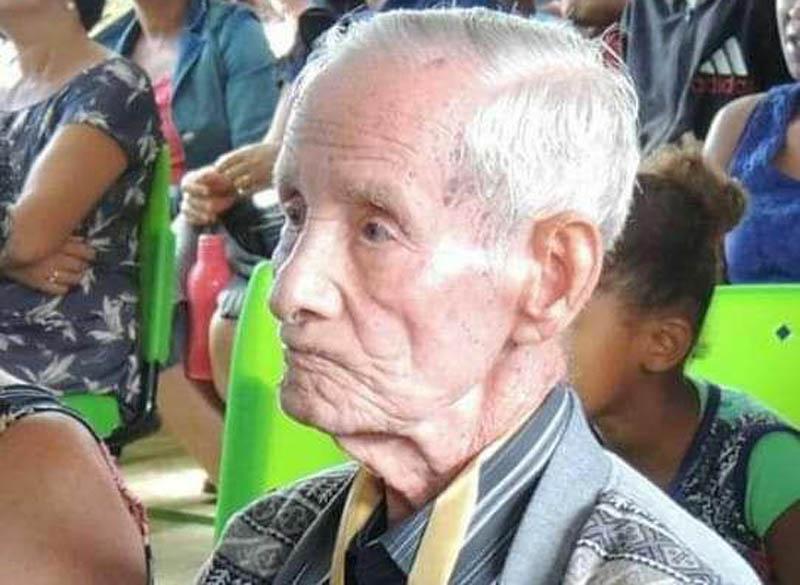 Chapada: Morre ex-líder político que lutou por emancipação de Nova Redenção; prefeitura emite nota de pesar
