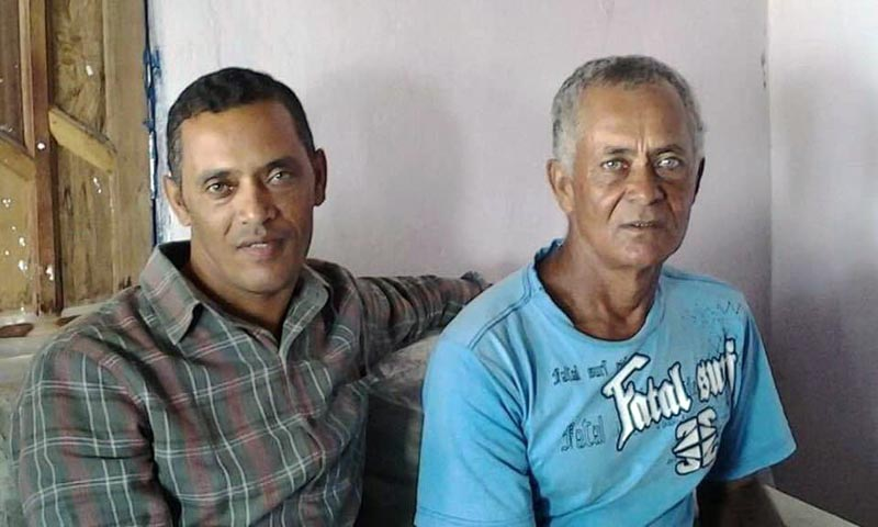 Chapada: Itaetê vive luto por morte de Francisco de Souza, pai do prefeito Valdes Brito