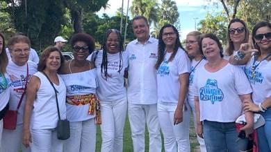 Photo of Unidade da Sepromi na Lavagem do Bonfim visa coibir a intolerância religiosa, explica secretária Fabya Reis