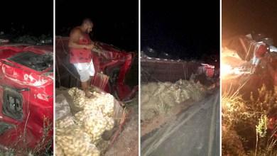 Photo of Chapada: Motorista sai ileso de acidente com caminhão de carga na região de Mucugê