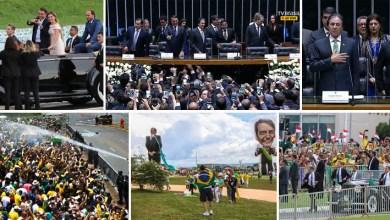 Photo of #Vídeos: Bolsonaro fala em reerguer o país e combater ideologias durante discurso de posse como presidente