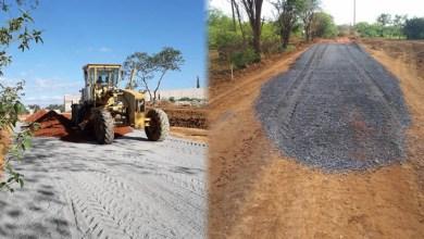 Photo of Chapada: Rodovia que liga BR-122 até a BA-488 tem 30% das obras concluídas na região de Iraquara