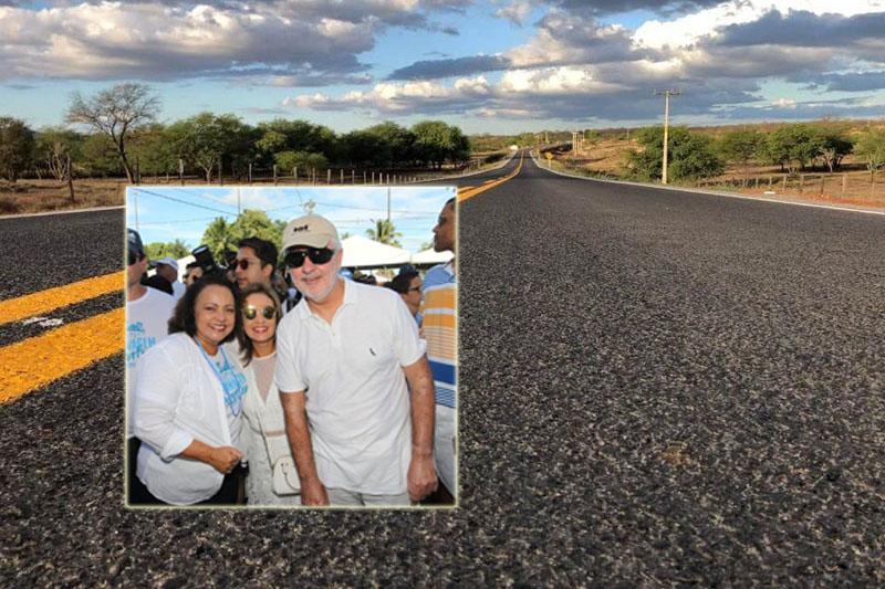 Chapada: Governador deve entregar trecho de estrada em Marcionílio Souza na semana que vem
