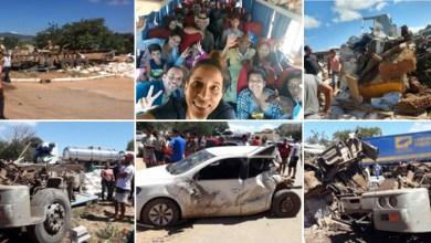 Photo of Chapada: Morre sétima vítima de acidente envolvendo carreta e micro-ônibus que aconteceu em Seabra no mês de janeiro