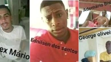 Photo of Cinco baianos estão entre os desaparecidos em tragédia de rompimento de barragem em Brumadinho