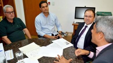 Photo of Chapada: Prefeito garante apoio do governo estadual para a ExpoParaguaçu 2019 em Itaberaba