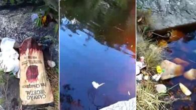 Photo of Chapada: Moradores de Ituaçu fazem vídeo mostrando poluição em ponto turístico