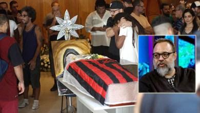 Photo of #Brasil: Corpo de Marcelo Yuka é enterrado no Rio de Janeiro; ele foi membro da banda 'O Rappa'