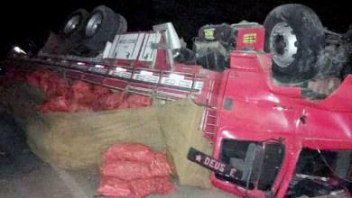 Photo of #Bahia: Oito pessoas morreram em acidente com caminhão e carro na região de América Dourada