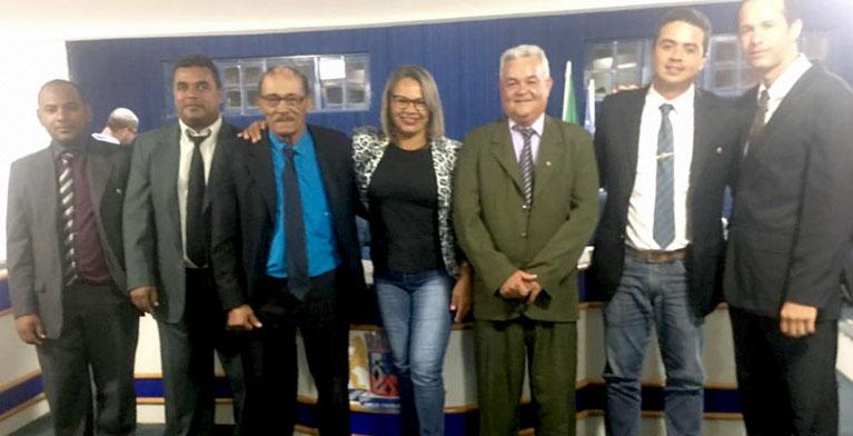 Chapada: Câmara de Vereadores de Itaetê começa ano legislativo com mudanças; edil assume vaga