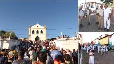 Photo of Chapada: Encerramento da festa de Bom Jesus dos Passos agita final de semana em Lençóis