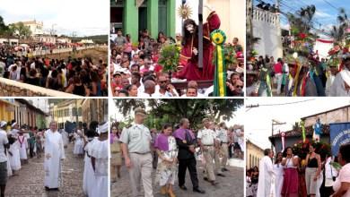 Photo of Chapada: Festa de Senhor dos Passos é encerrada com grande procissão no município de Lençóis