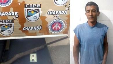 Photo of Chapada: Polícia prende homem por ameaçar irmã e descumprir medida protetiva em Mucugê