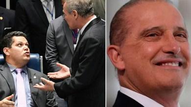Photo of #Brasil: Novo presidente do Senado responde a inquérito por crime eleitoral; Alcolumbre é ligado a Lorenzoni