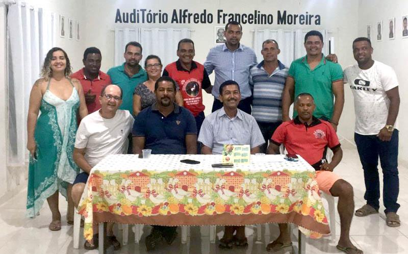 Chapada: Novo grupo político de Boa Vista do Tupim volta a discutir nome para candidatura em 2020