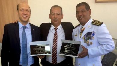 Photo of Chapada: Comandante da Risp e coordenador da Coorpin são homenageados durante aniversário de Itaberaba