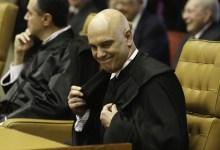 Photo of #Vídeo: Membro do Supremo, Alexandre de Moraes é empossado como ministro efetivo do TSE