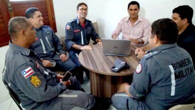Photo of Chapada: Representantes do Corpo de Bombeiros em Itaberaba almejam nova sede para ampliar e melhorar serviços